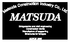 MATSUDA  KENSETSU KOGYO